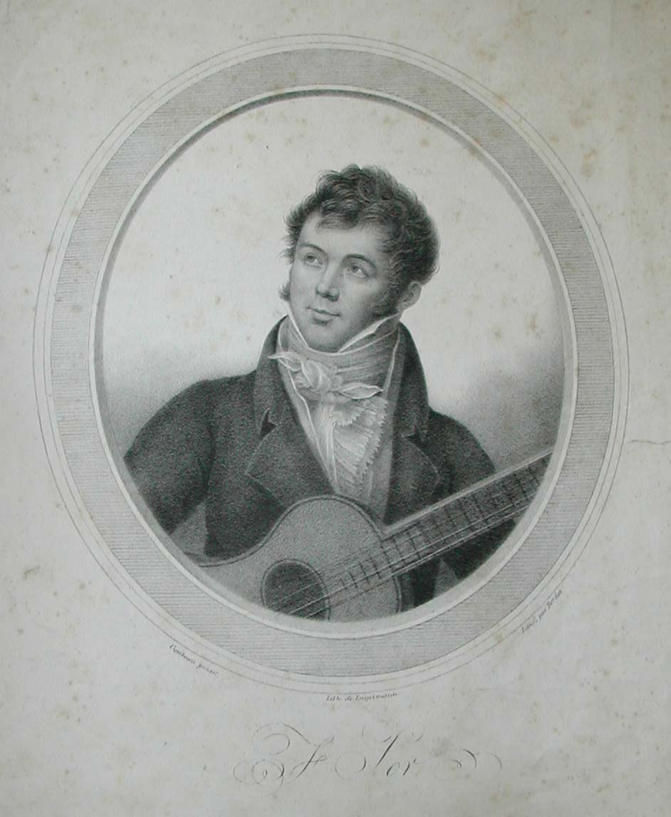 Guitar Composers of the Early Romantic Era